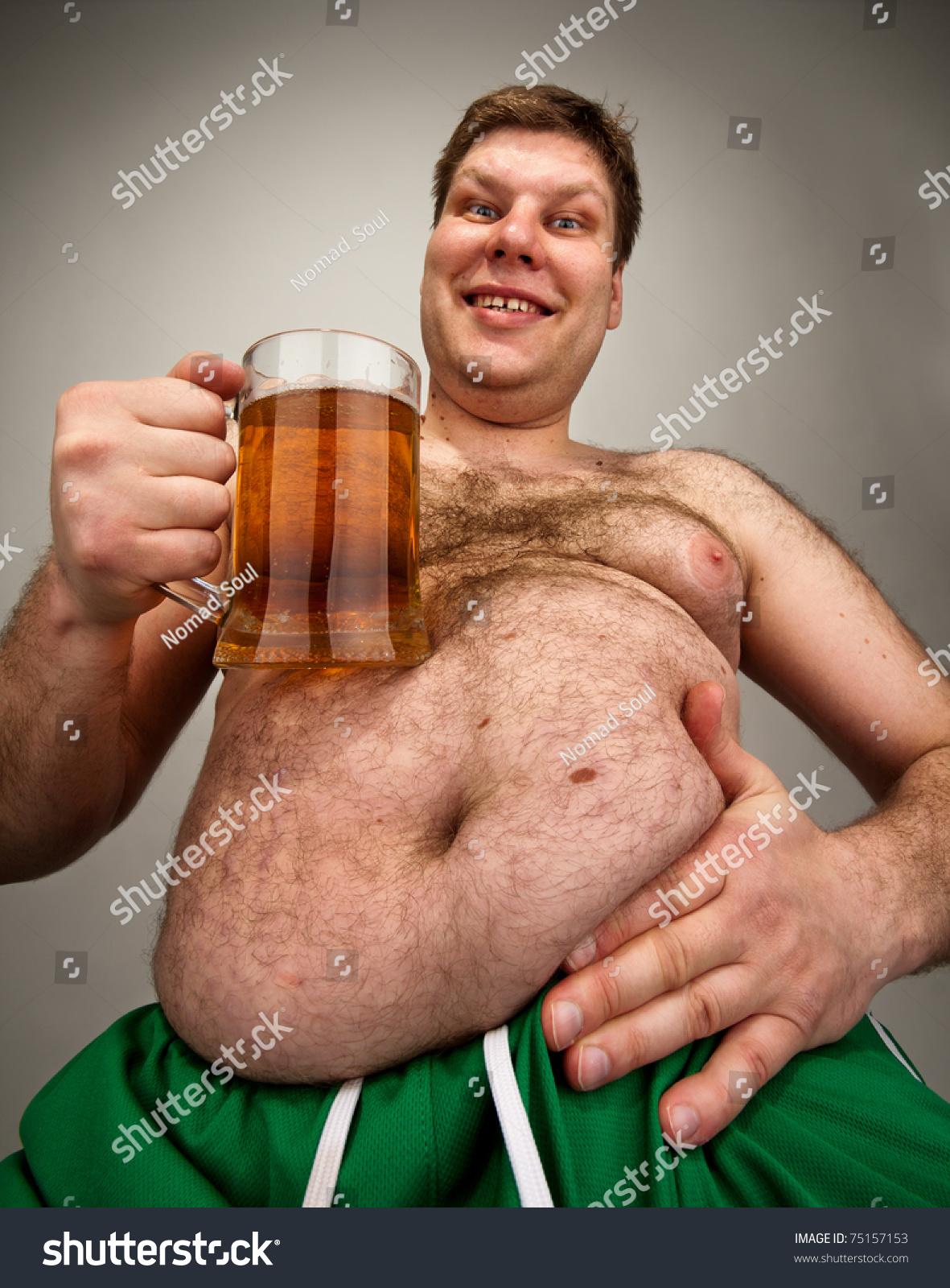 Fat Drunk Man 26