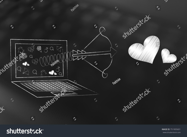 Cupid heart dating online