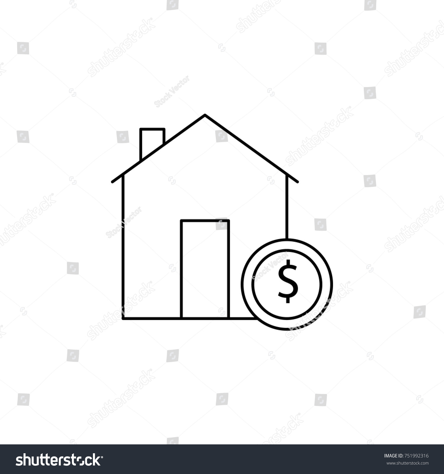 Investment property real estate real estate stock vector 751992316 investment property real estate real estate element premium quality graphic design signs biocorpaavc Image collections