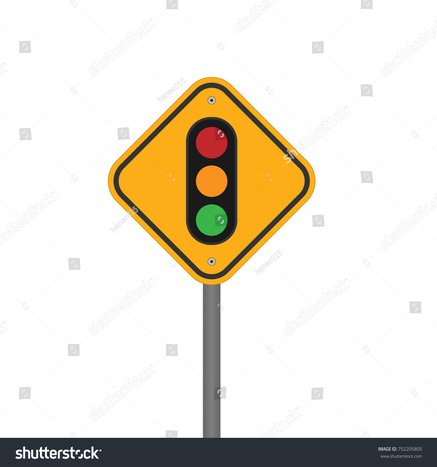 Stop light symbol images symbol and sign ideas traffic sign traffic light symbol stock vector 752205805 traffic sign traffic light symbol buycottarizona buycottarizona