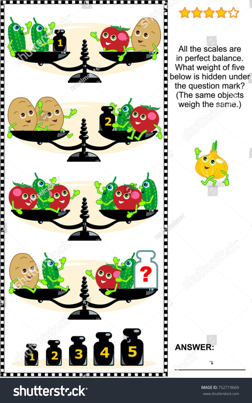 Riddles about cucumber for small and large