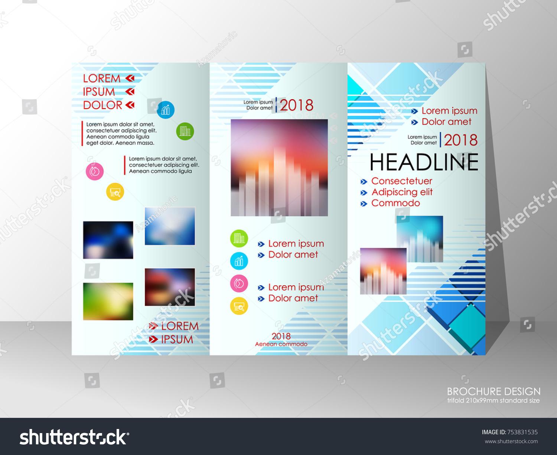 11x17 poster template photoshop - standard brochure size 4 fold brochure template 11x17