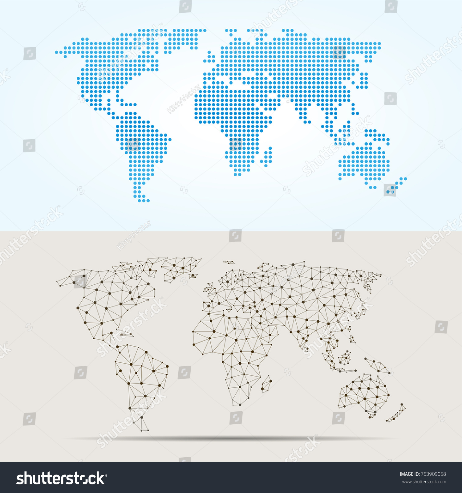 Maps globe earth contour outline silhouette stock vector 753909058 maps globe earth contour outline silhouette world mapping texture vector illustration international art worldwide global gumiabroncs Images
