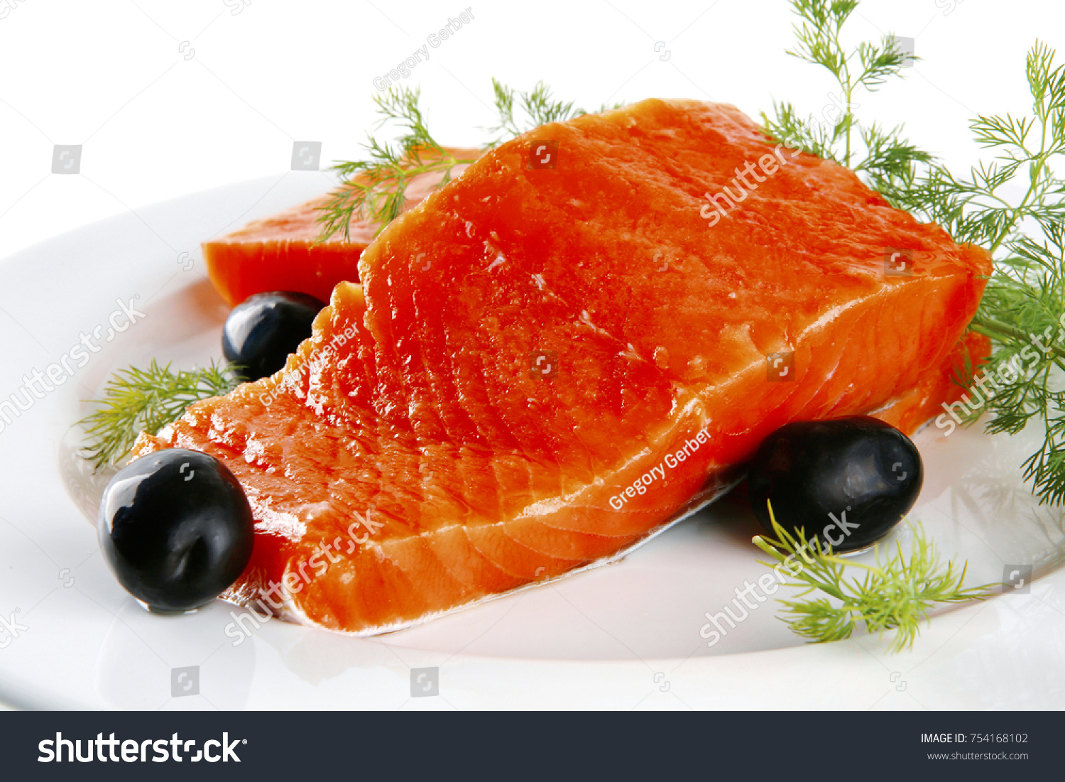 Amazing dish - pink salmon in the oven 30