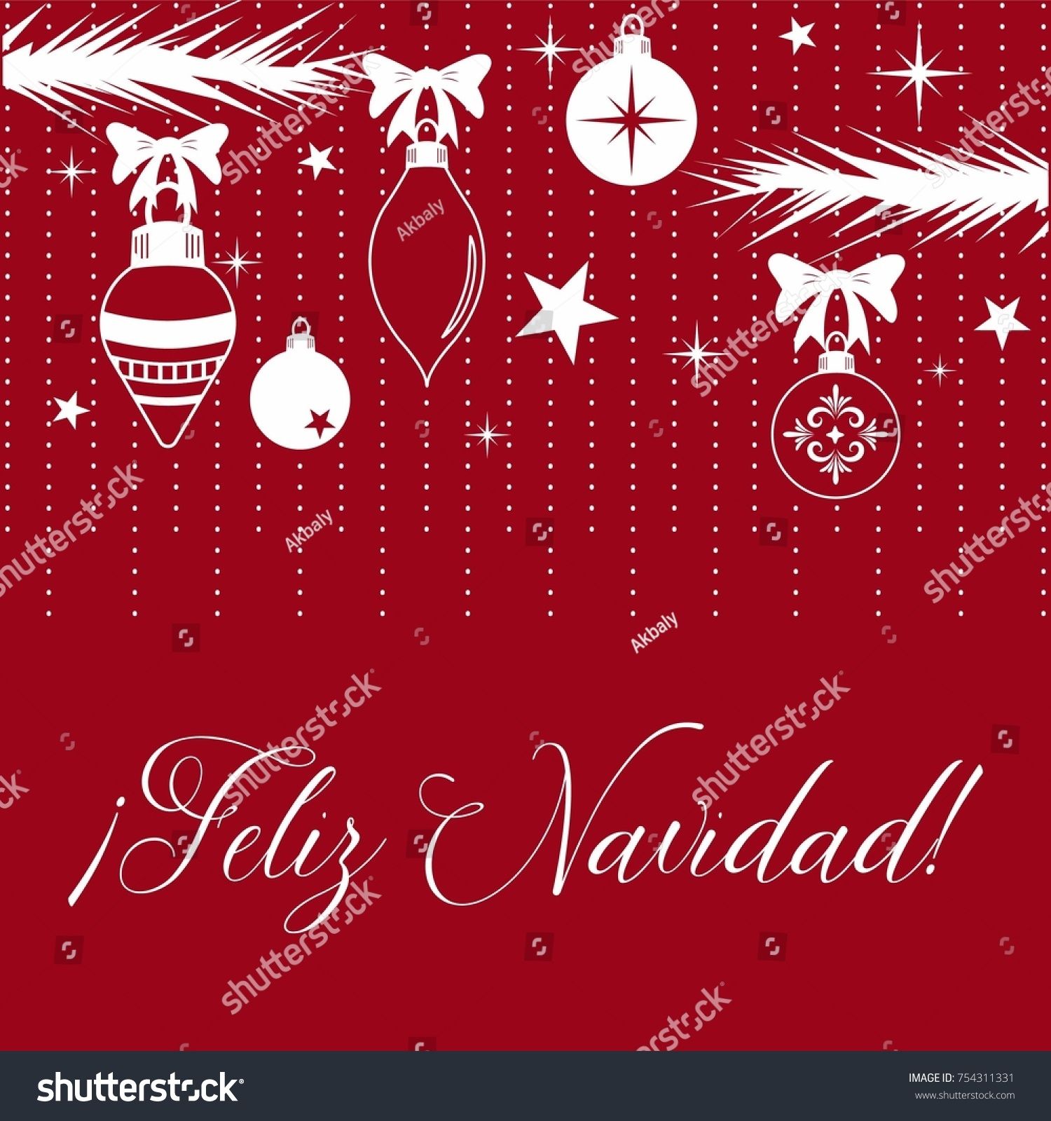 Feliz Navidad Greeting In Spanish Gallery Greetings Card Design Simple