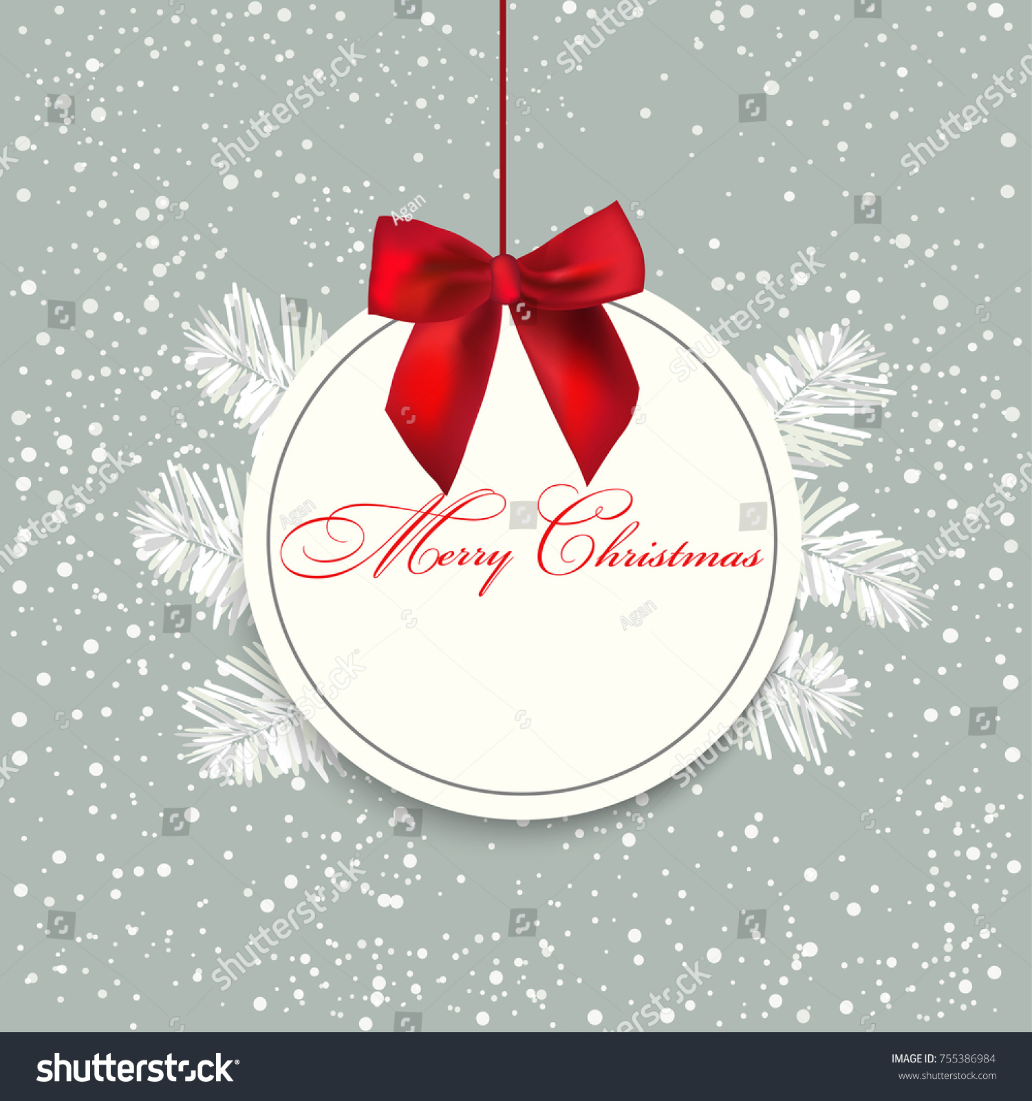 Christmas greeting card vector stock vector hd royalty free christmas greeting cardctor m4hsunfo