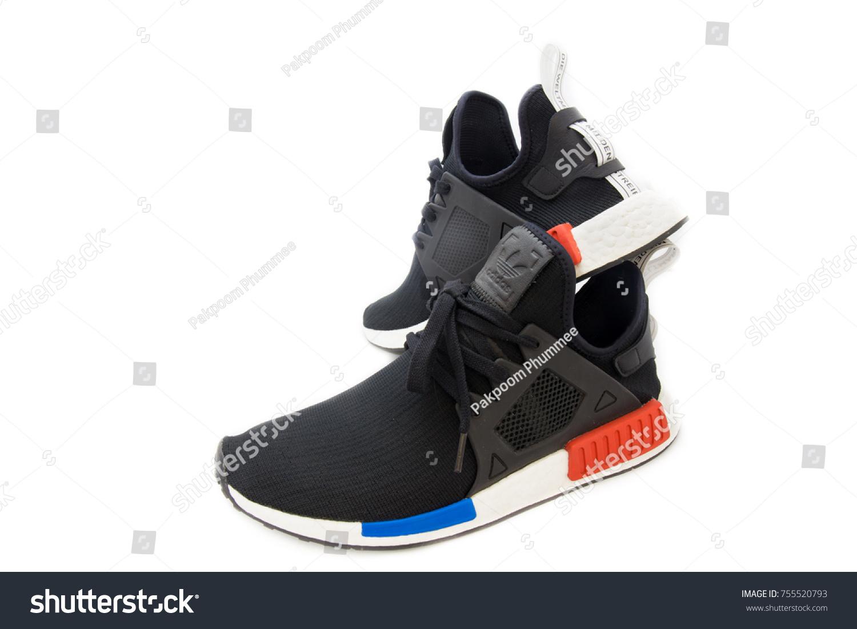 Bangkok Thailand August 11 2017 Adidas Objects Stock Image 755520793