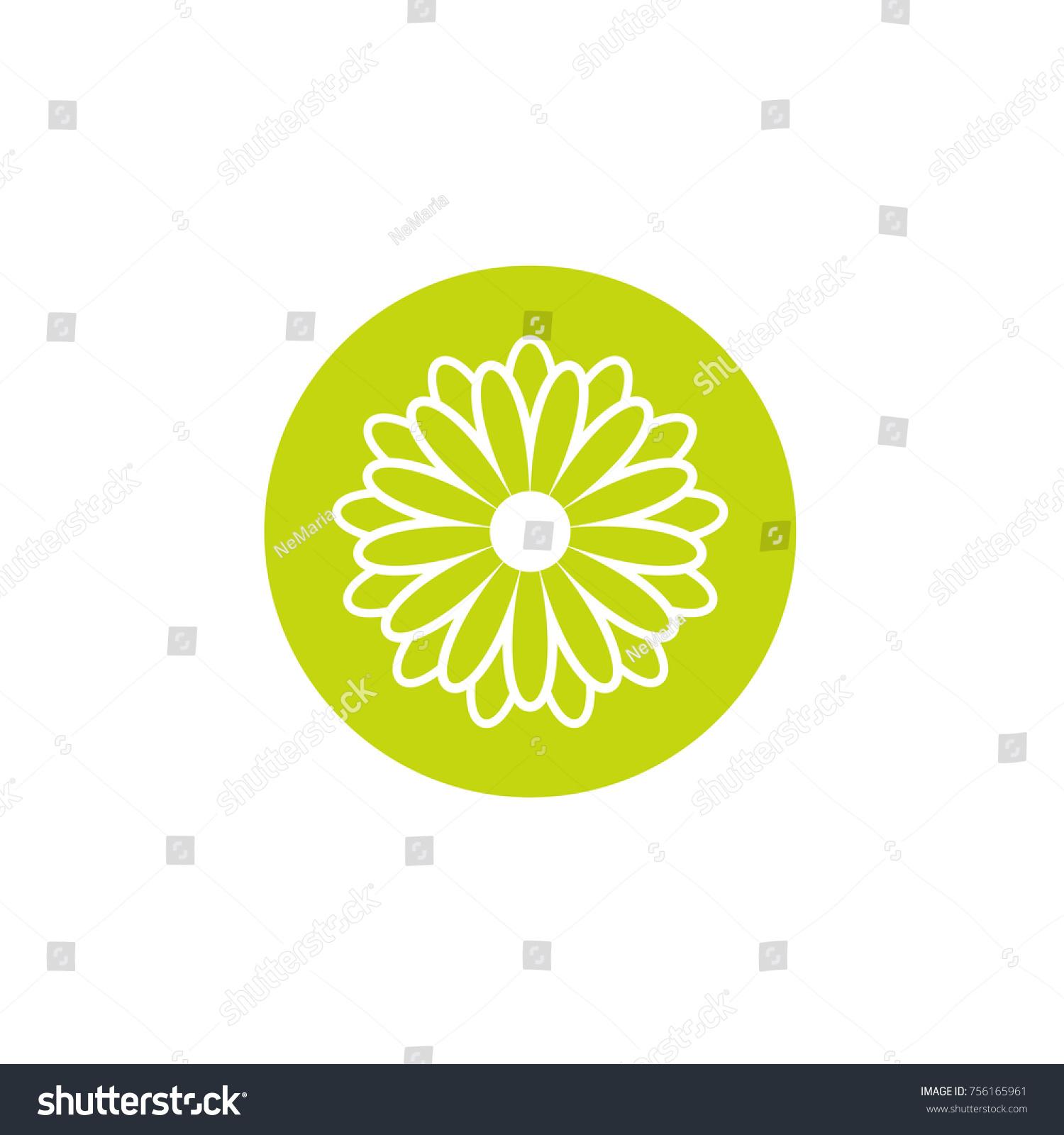 Yellow Flower Logo 29229 Loadtve
