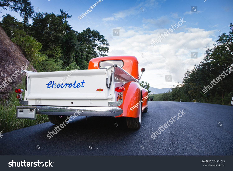 CHONBURI THAILAND NOVEMBER 09 2017 Chevrolet Foto de stock (libre de ...