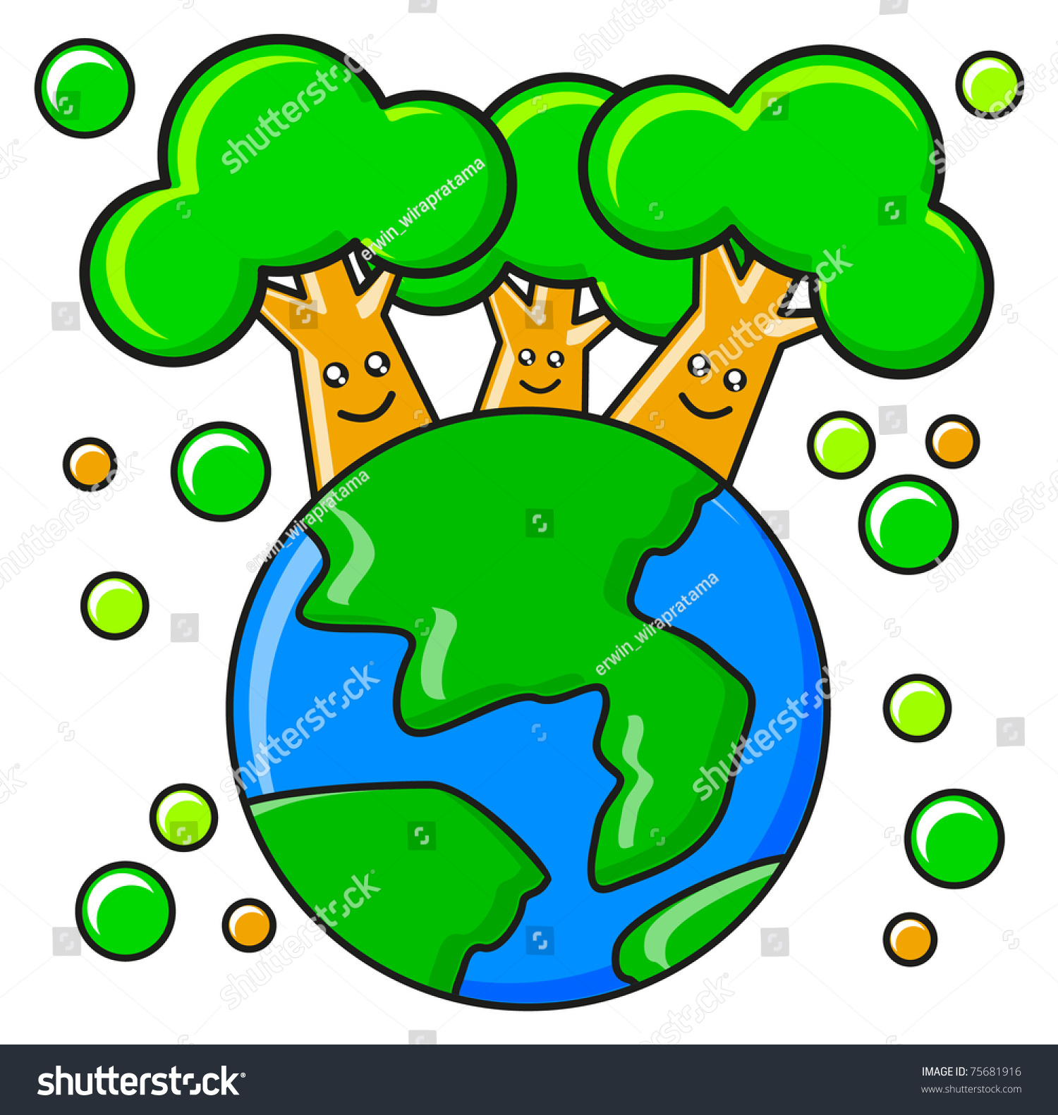 stop global warming stock vector (royalty free) 75681916 - shutterstock
