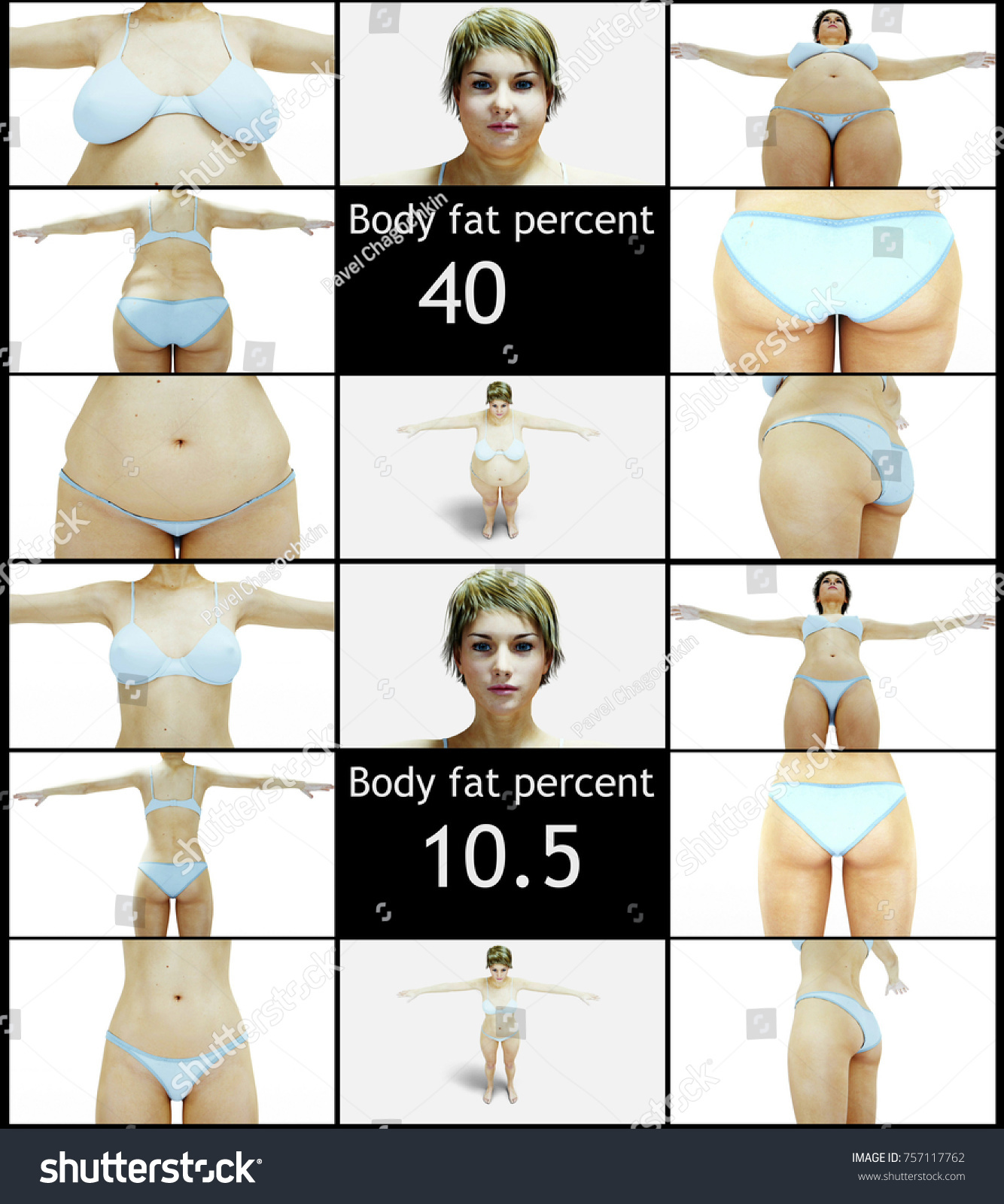 Watch How to Lose Body Fat (Women) video