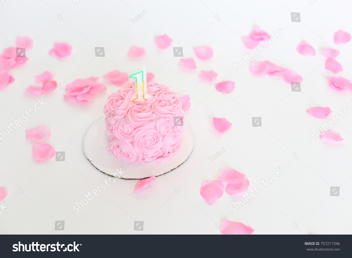 Birthday Cake For One ~ Make a wish and blow out the candles with these birthday party