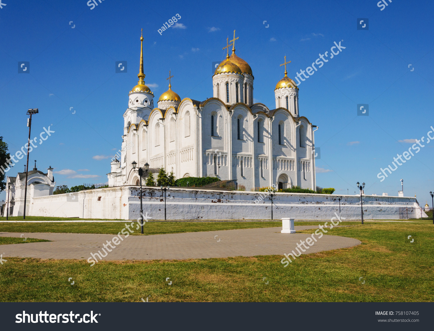 Sights of the city of Vladimir: description and photos 61
