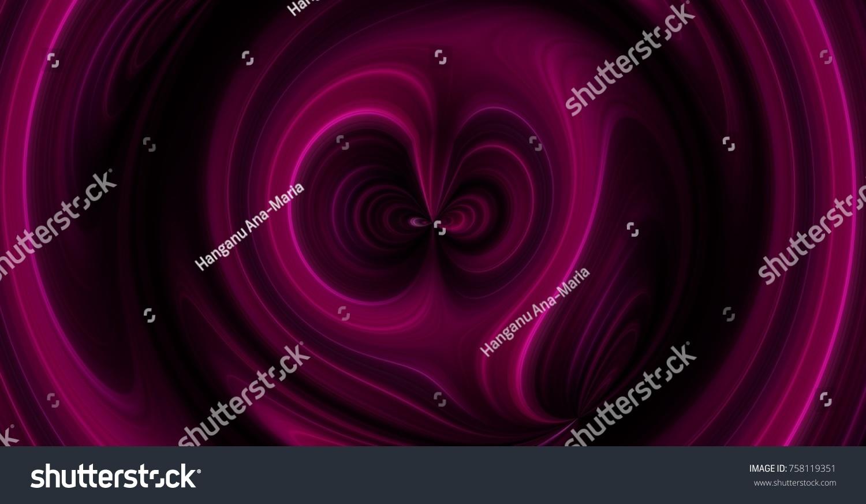 Red Black Abstract Wallpaper Stock Illustration 758119351