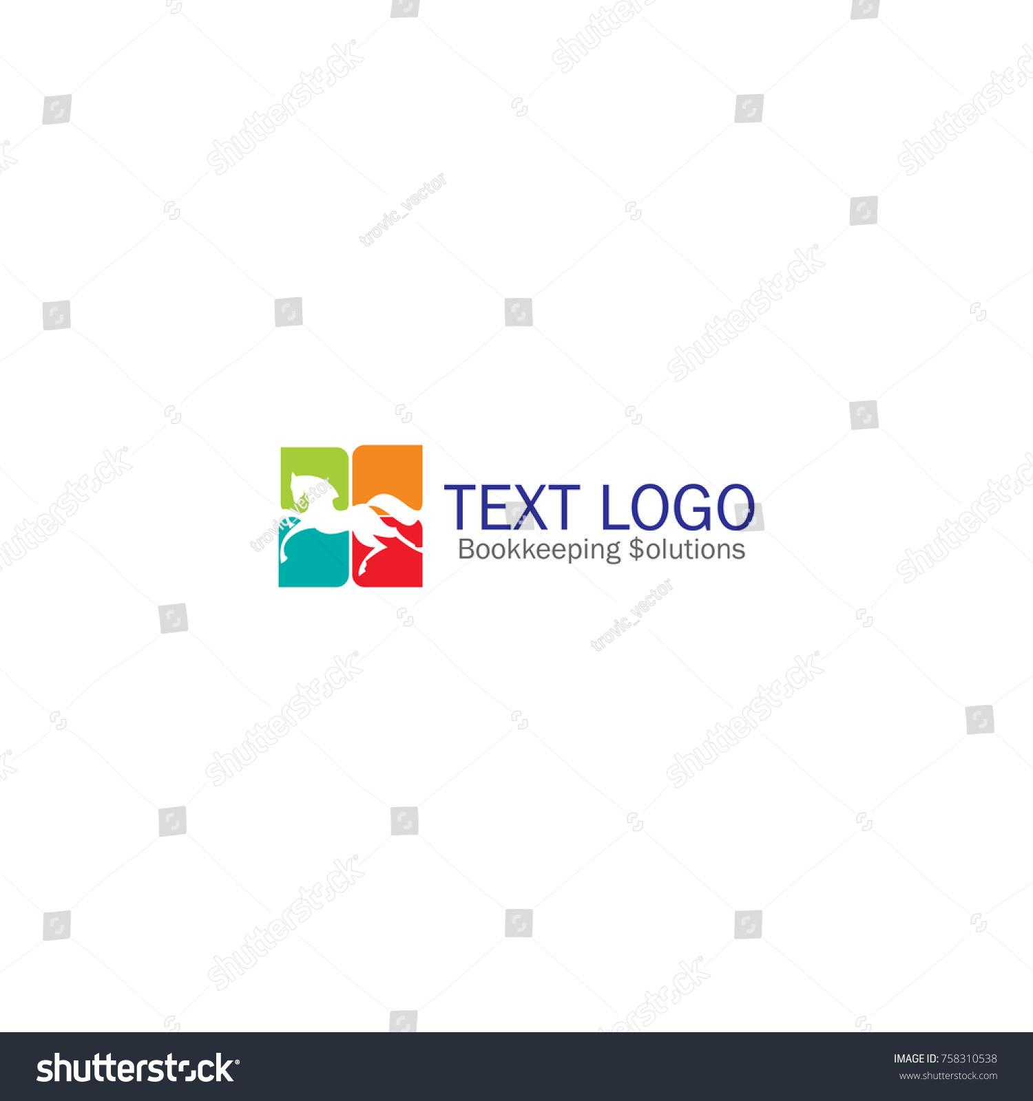 Horse logo money book symbol logo stock vector 758310538 horse logo money book symbol logo vector buycottarizona
