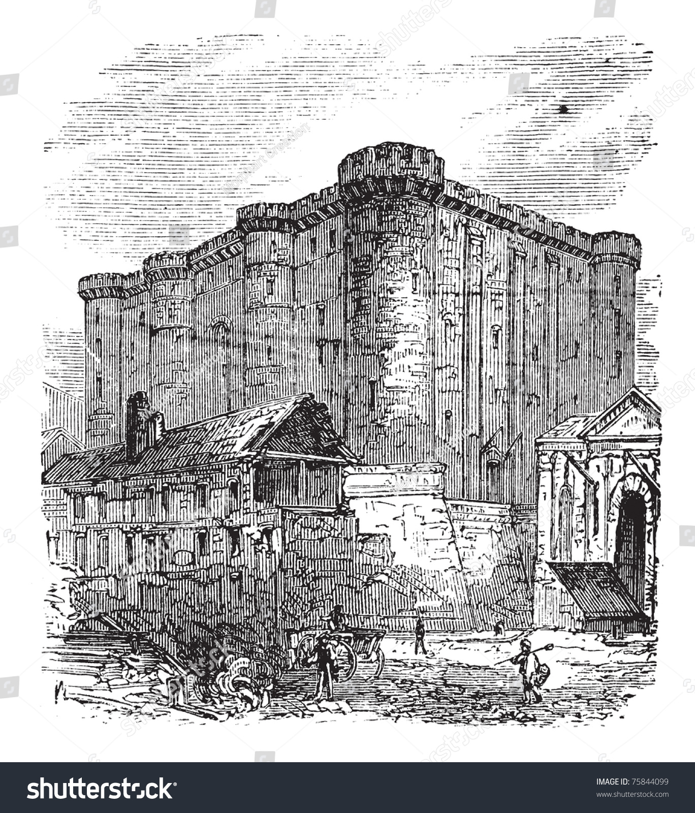 a history of the bastille the fortress in france Share this:ancientpagescom – on 14 july 1789, the paris fortress-prison bastille was attacked by parisian revolutionaries and mutinous troops the bastille, a.