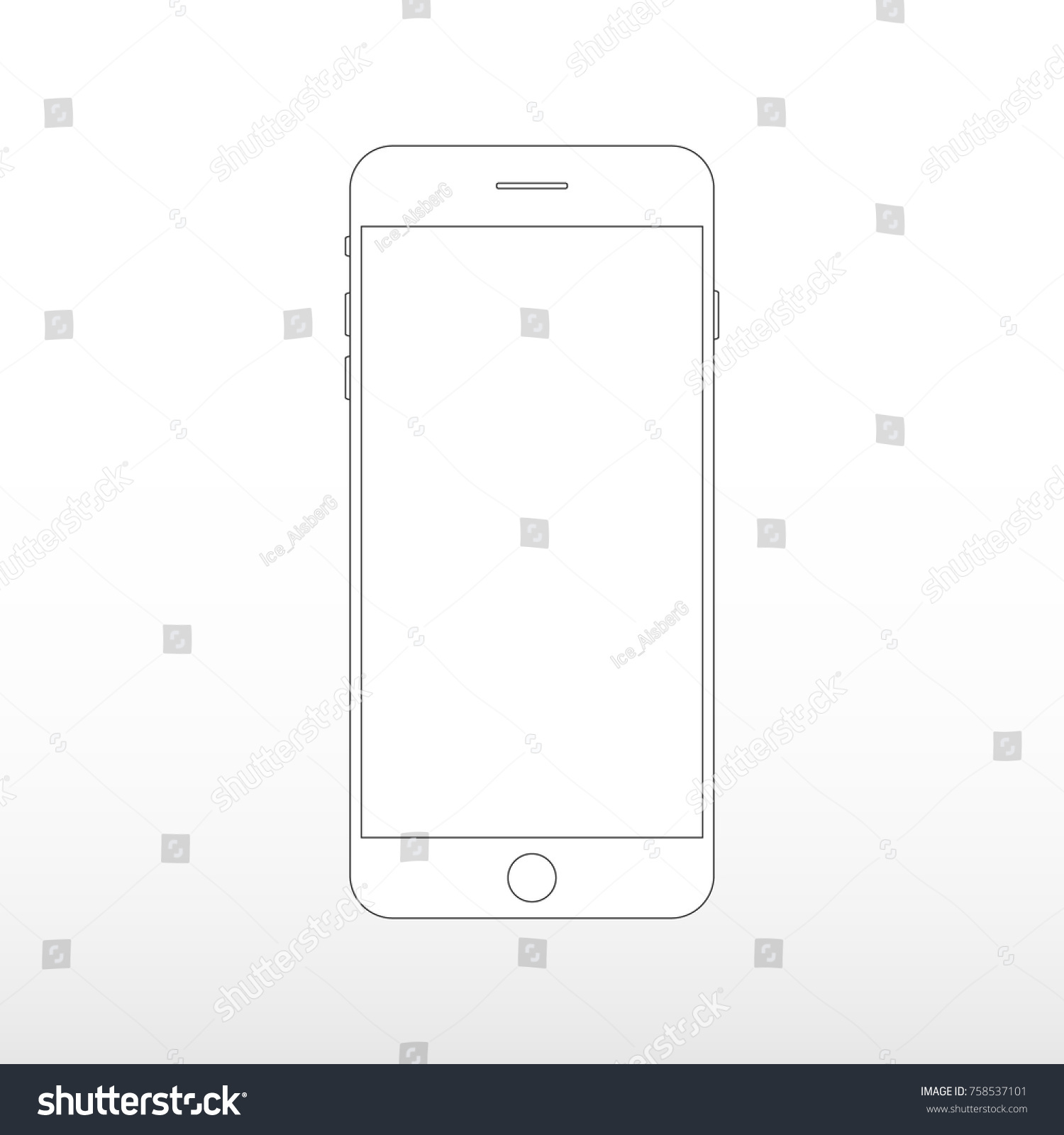 outline template blank