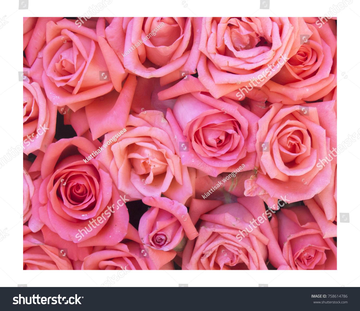 Bouquet Of Roses Ez Canvas