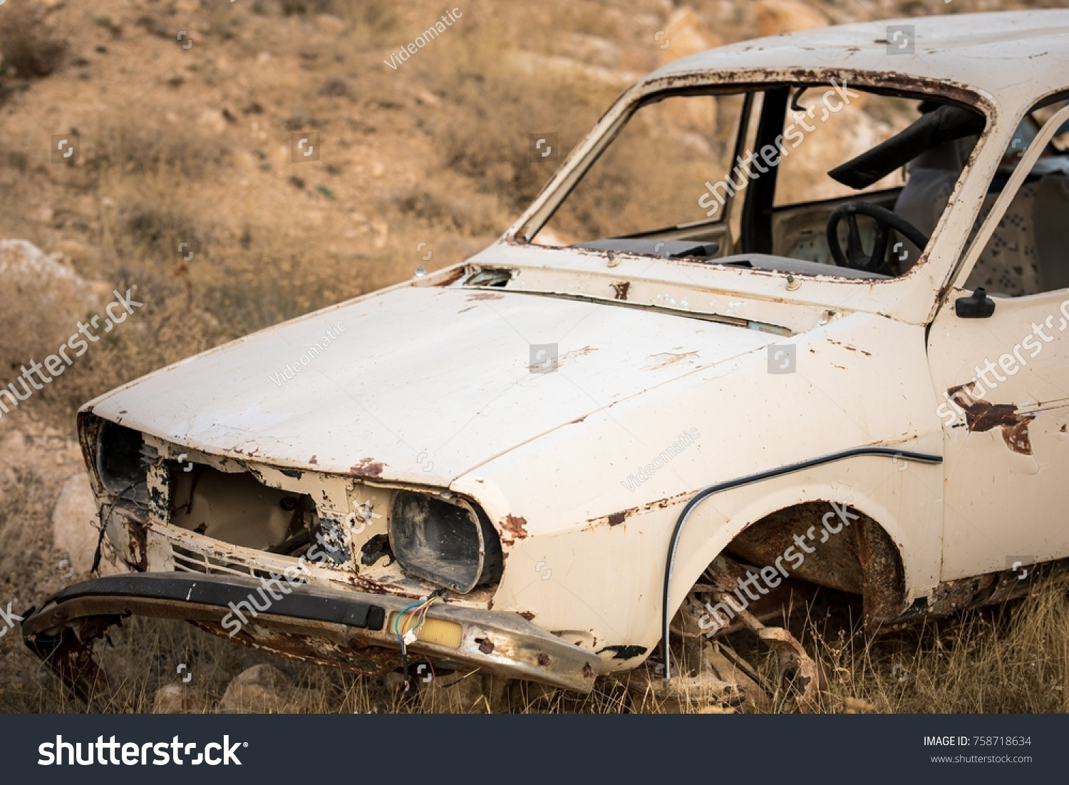 How Scrap My Car Stock Photo (Royalty Free) 758718634 - Shutterstock