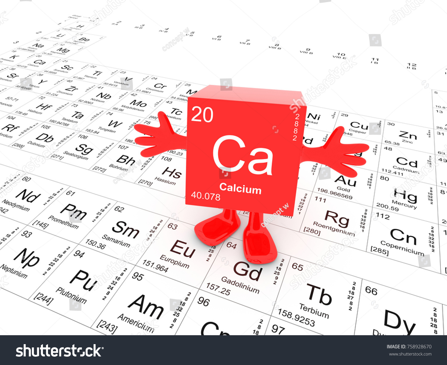 Calcium element symbol gallery symbol and sign ideas calcium element symbol image collections symbol and sign ideas calcium element symbol happy red cube stock buycottarizona
