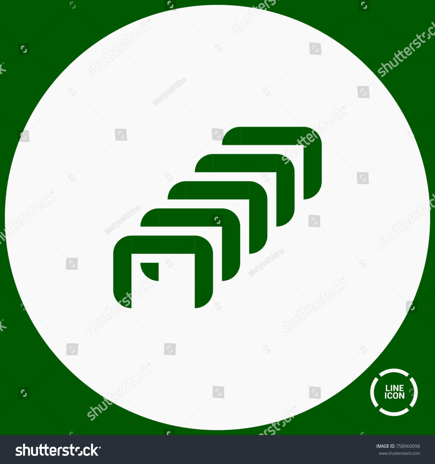 Stock symbol for staples choice image symbol and sign ideas staples minimal icon clamps line vector stock vector 758960098 staples minimal icon clamps line vector stock biocorpaavc