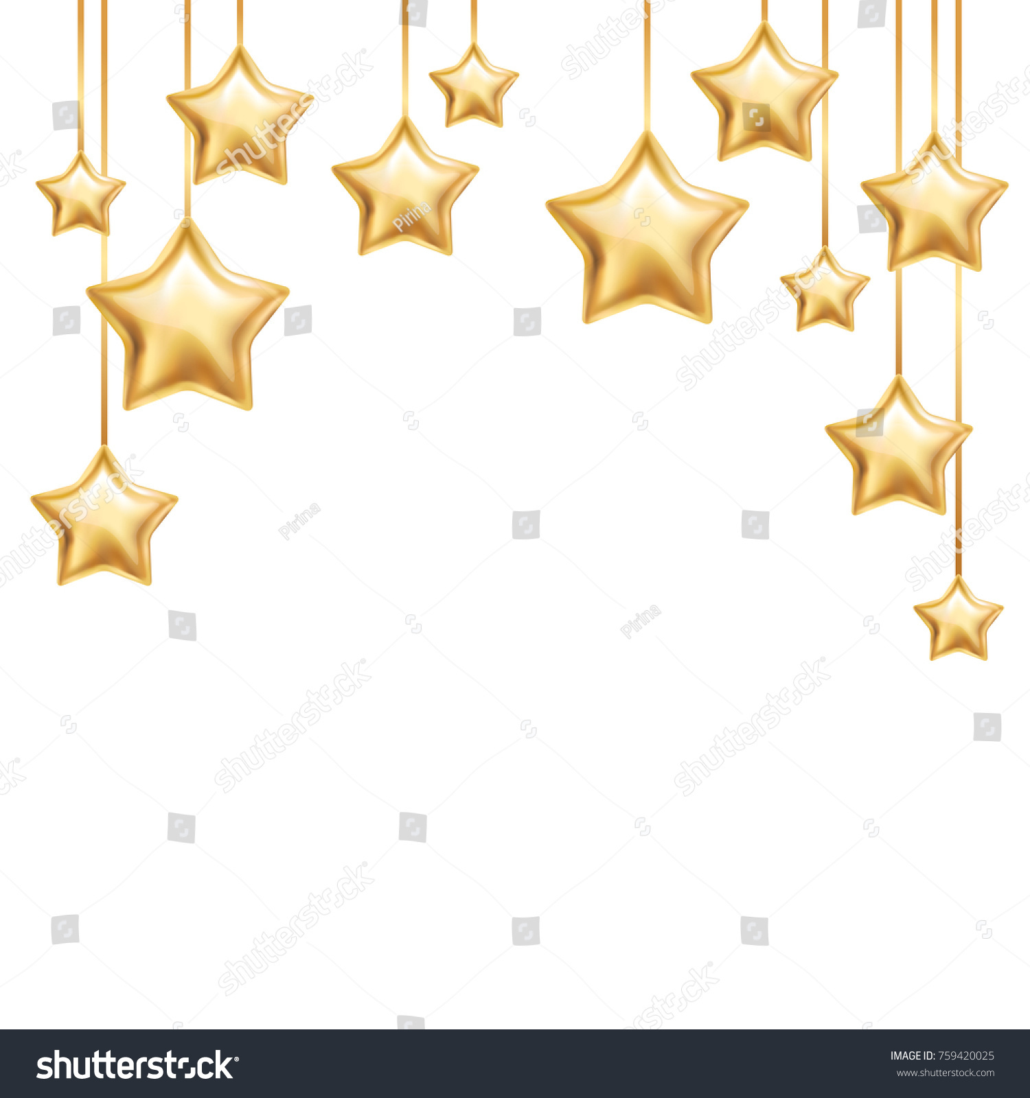 gold star background invitation banners flyer stock vector 759420025 rh shutterstock com Gold Confetti Clip Art Celebrations Gold Accent Clip Art