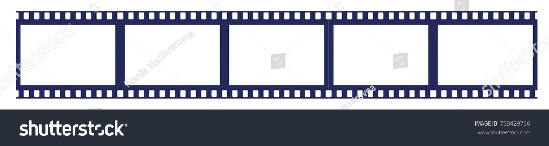 Panorama Frames Video Photos Illustration Your Stock Photo (Photo ...