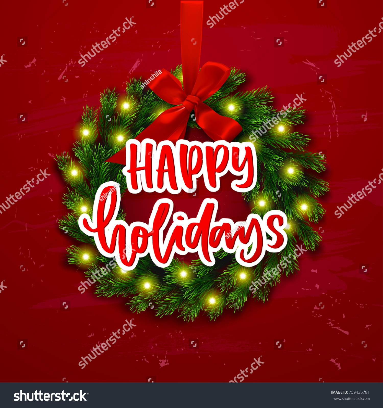 Christmas greeting card xmas vector background stock vector christmas greeting card xmas vector background stock vector 759435781 shutterstock m4hsunfo
