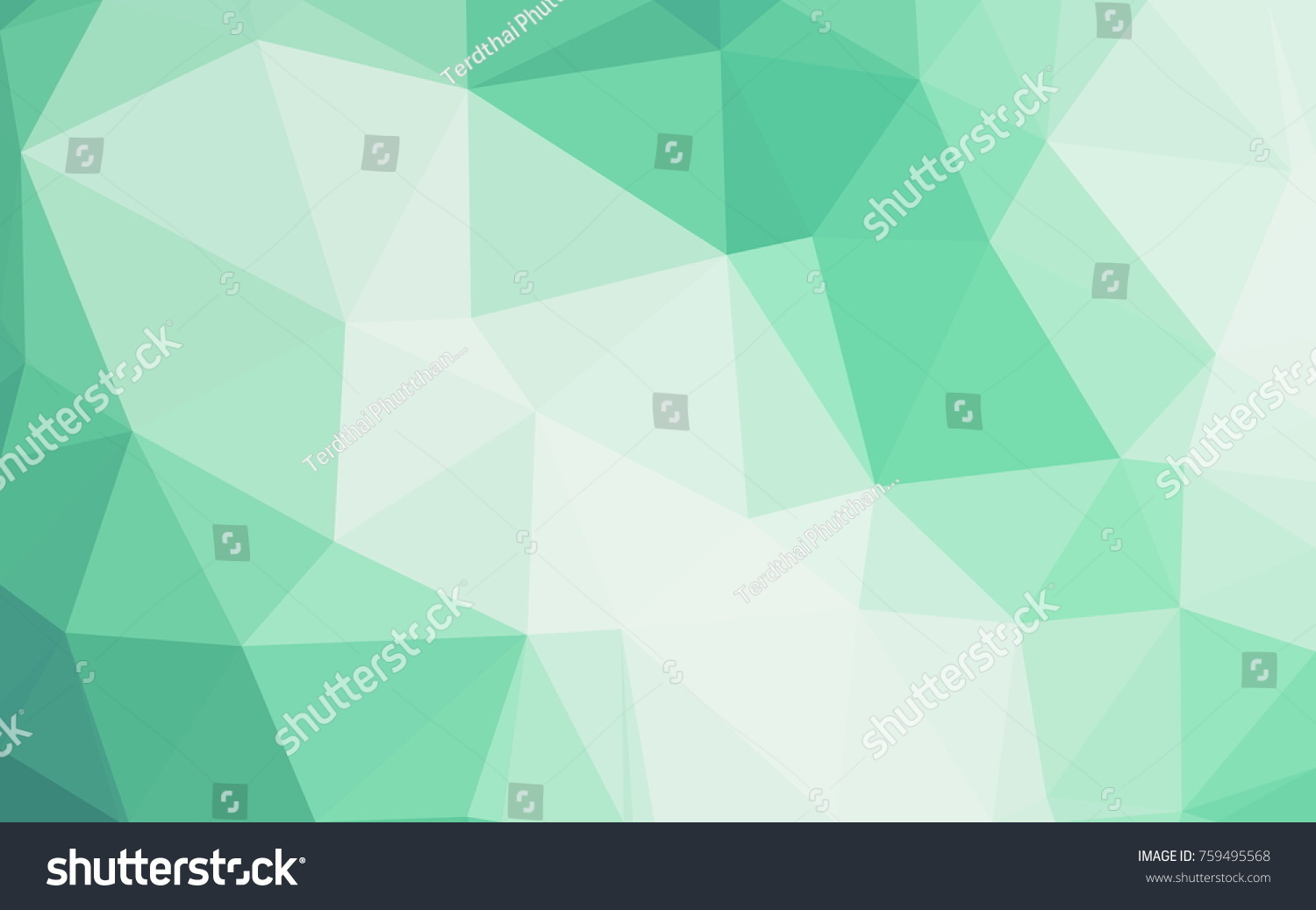 low poly style abstract polygonal background stock illustration