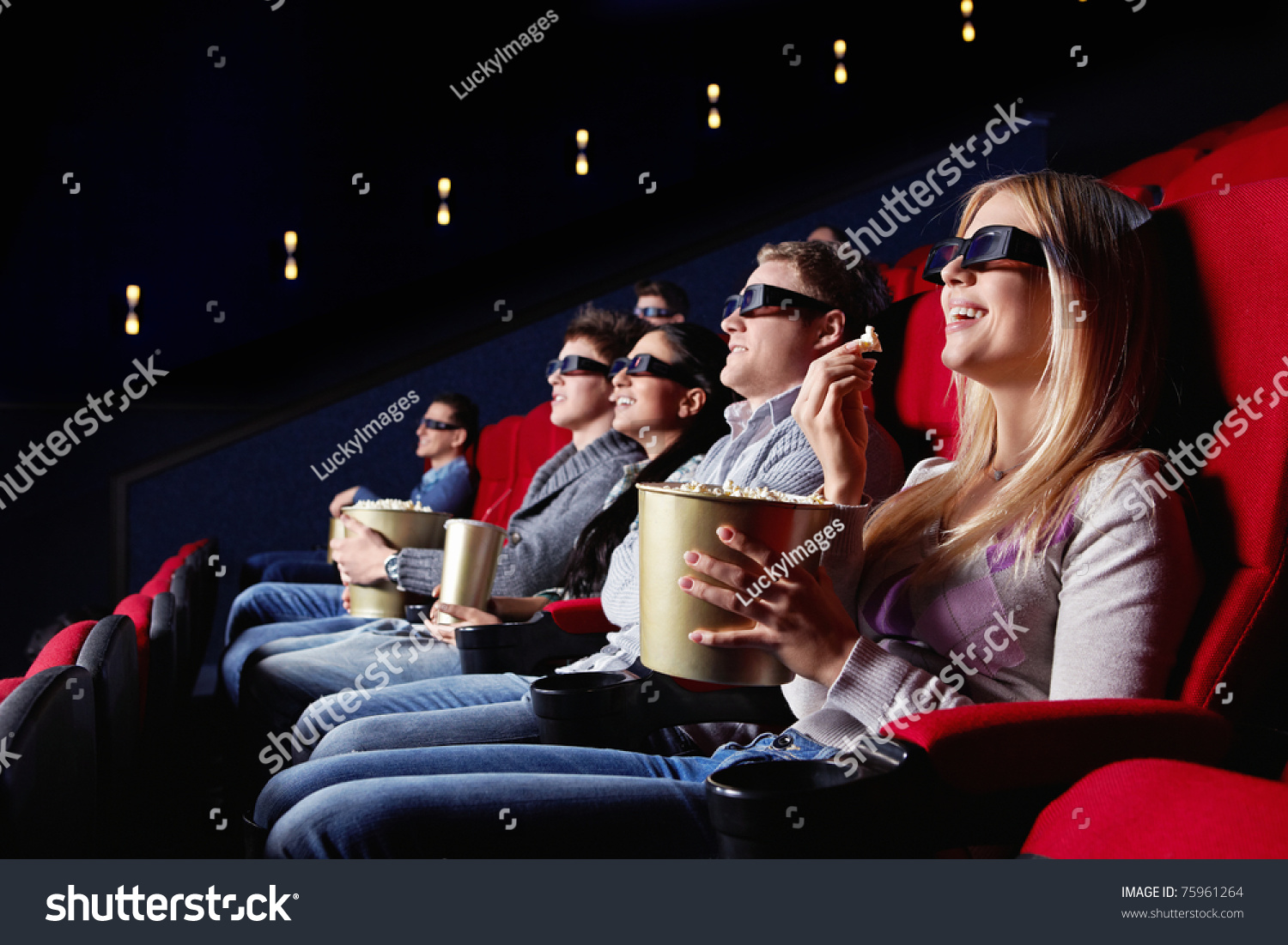 Are All D Glasses The Same Cinema