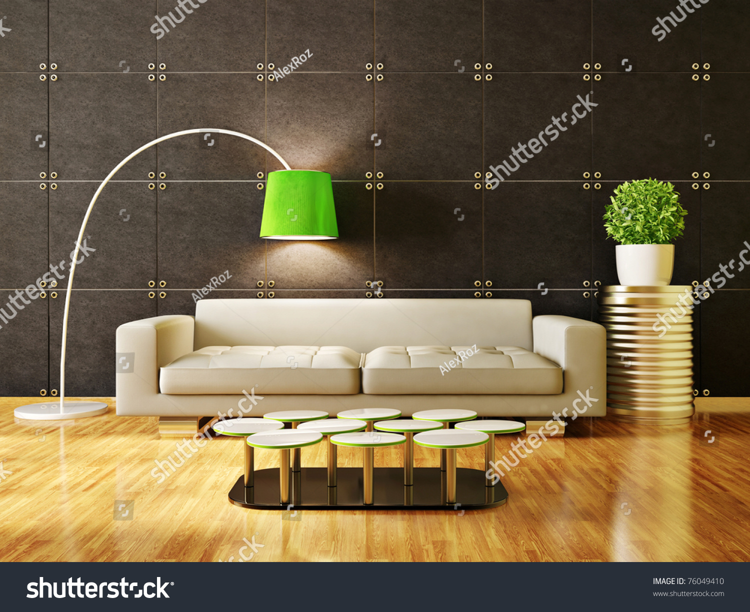 Modern interior room with nice furniture inside stock photo 76049410 shutterstock - Nice interior pic ...
