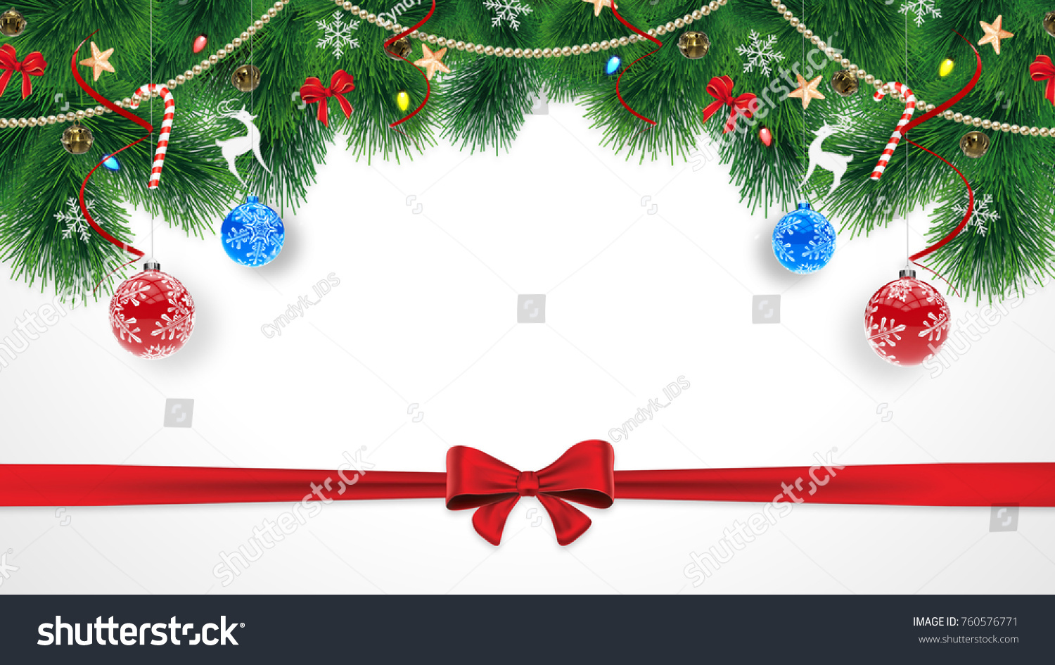 Royalty Free Stock Illustration of Cute Original Merry Christmas ...