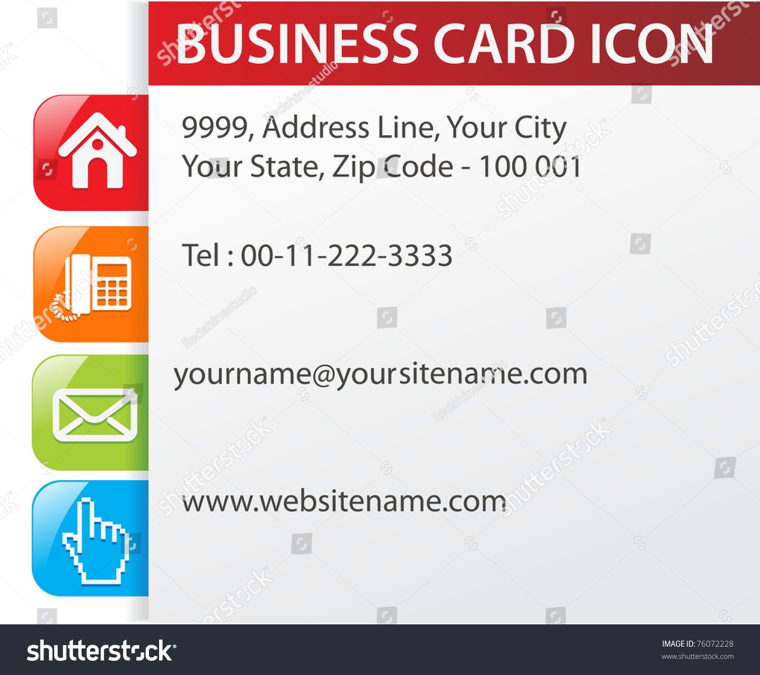 contact us php template - contact us page web site design 76072228 shutterstock