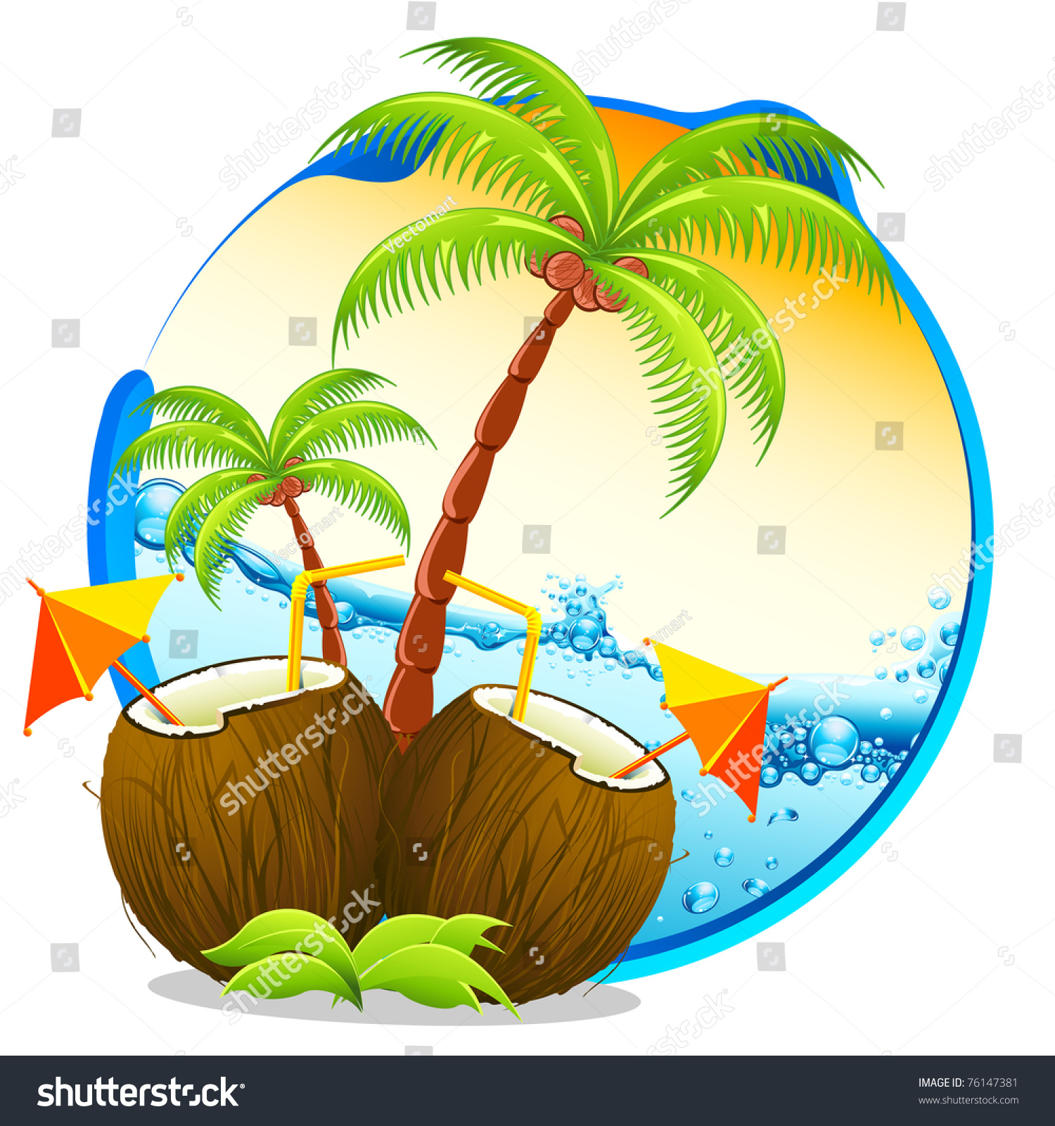clipart caribbean islands - photo #23