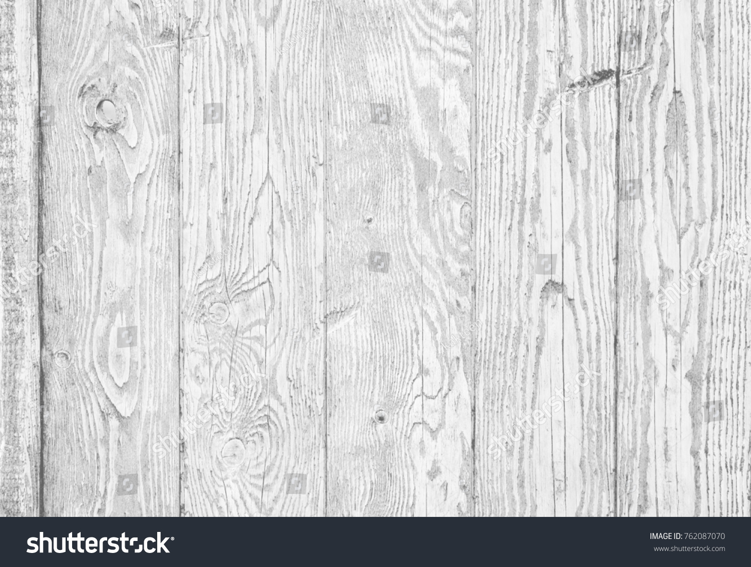 White Wood Texture Background Of Distressed Pine With Knots Natural Wooden Wallpaper