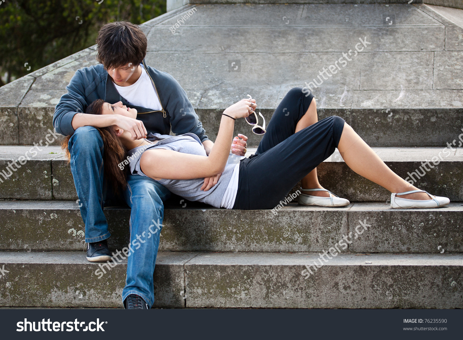 love young couple in - photo #49