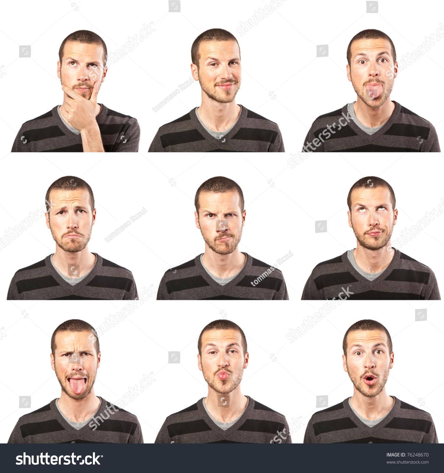 Men Expressions 32
