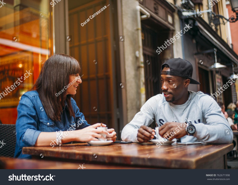 Black guys sharing white girlfriend