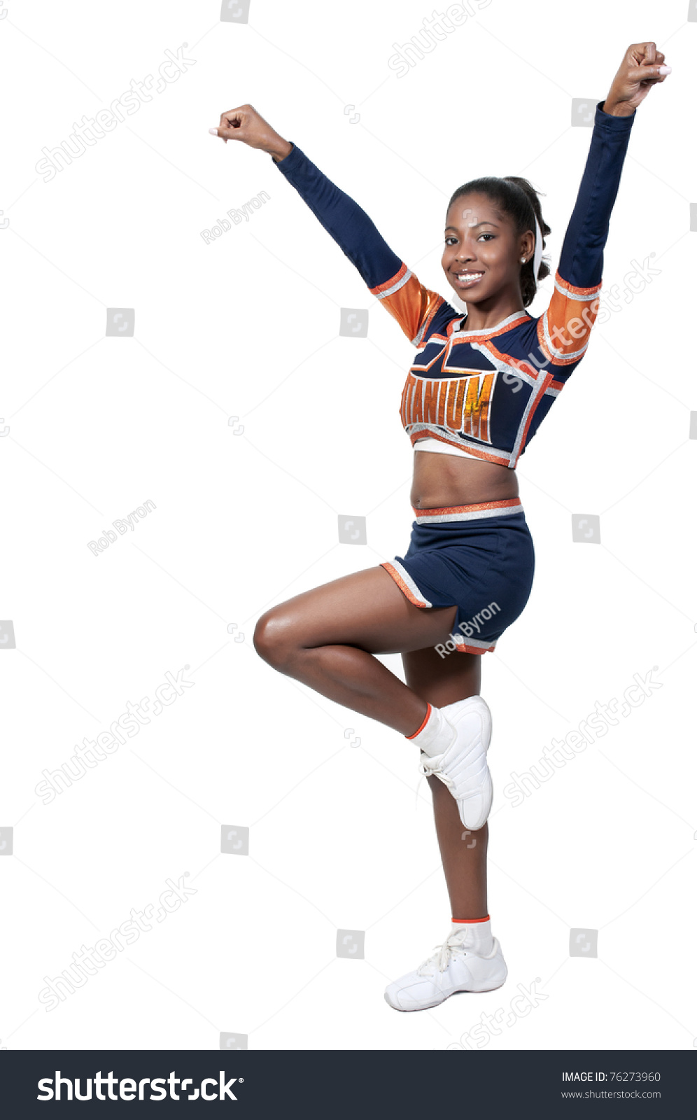 Arms African American Teen 85