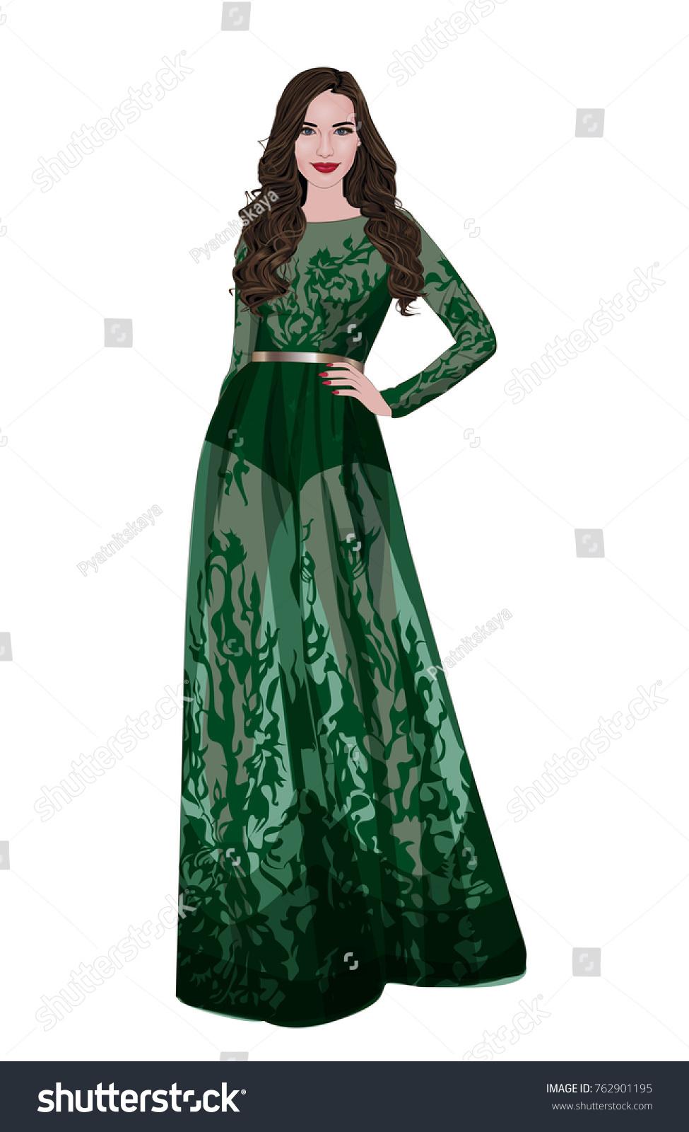 70ffd5543d7 Beautiful Emerald Green Dresses