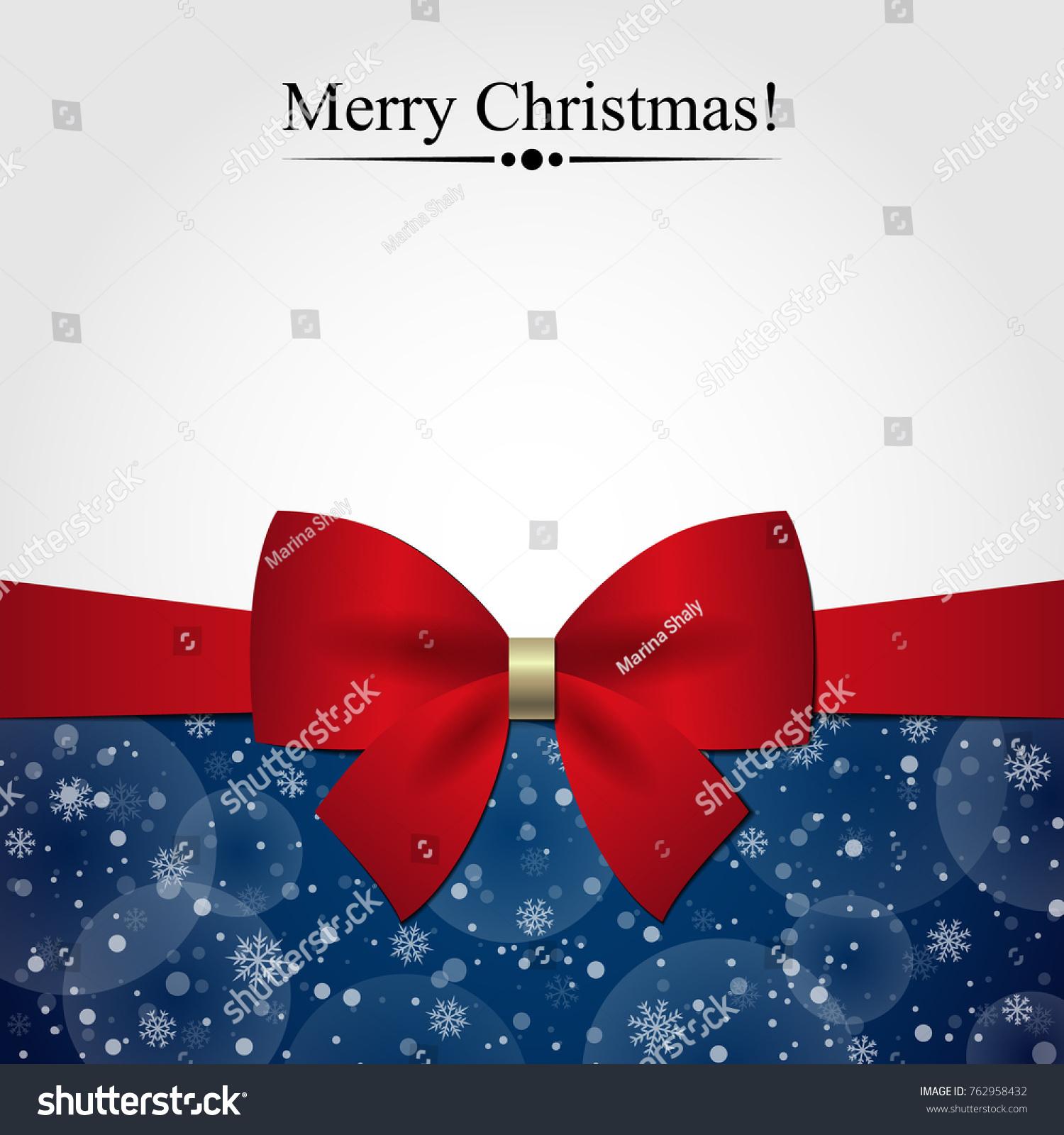 Merry christmas card vector illustration holiday stock vector merry christmas card vector illustration holiday decorative design for cards invitations vouchers kristyandbryce Gallery