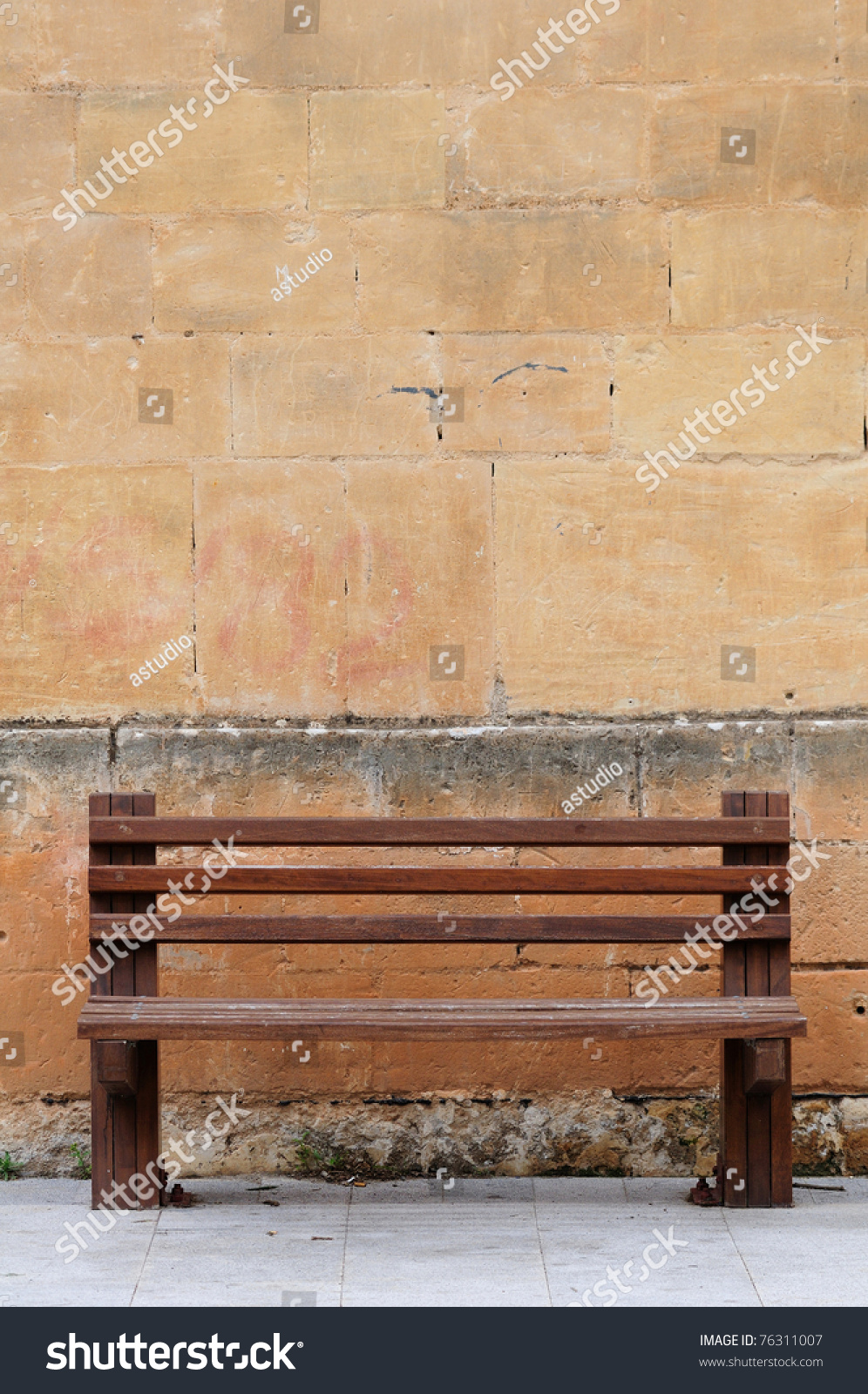 New Wooden Building Workbench On Wall PDF Plans