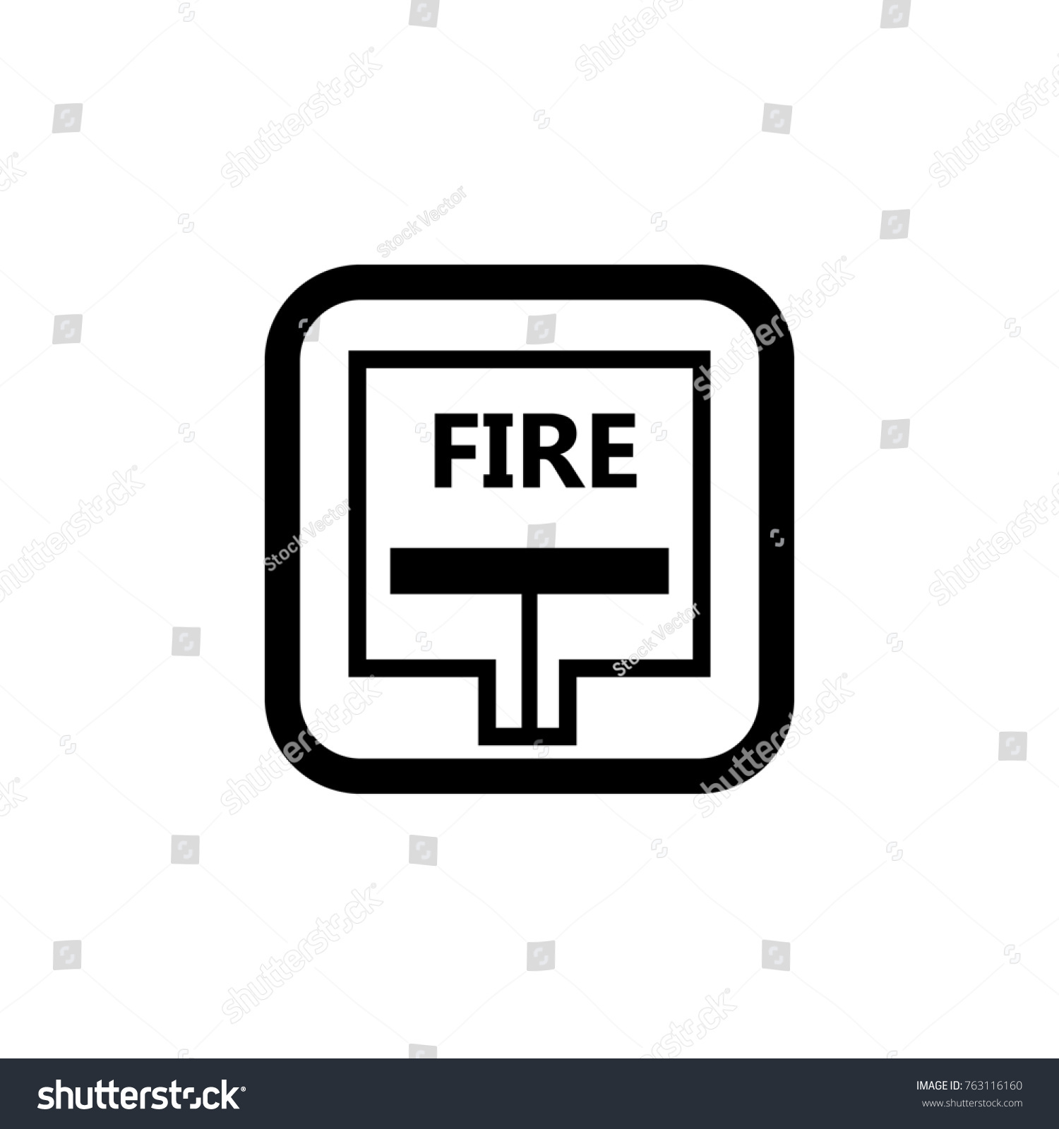 Hydrant point icon fireman element icon stock illustration 763116160 hydrant point icon fireman element icon premium quality graphic design signs outline buycottarizona Choice Image
