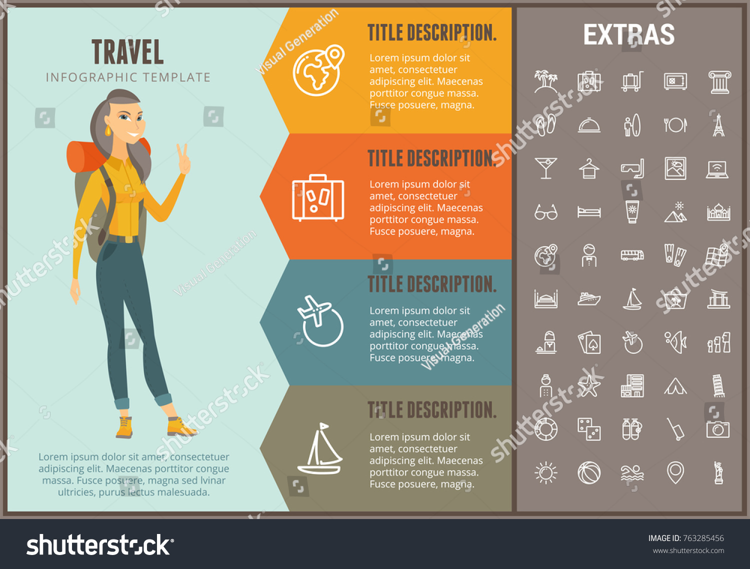 ... Cover Letter Accounting Clerk Sample. Design Templates Icons Travel  Icon Business Marketing Sample