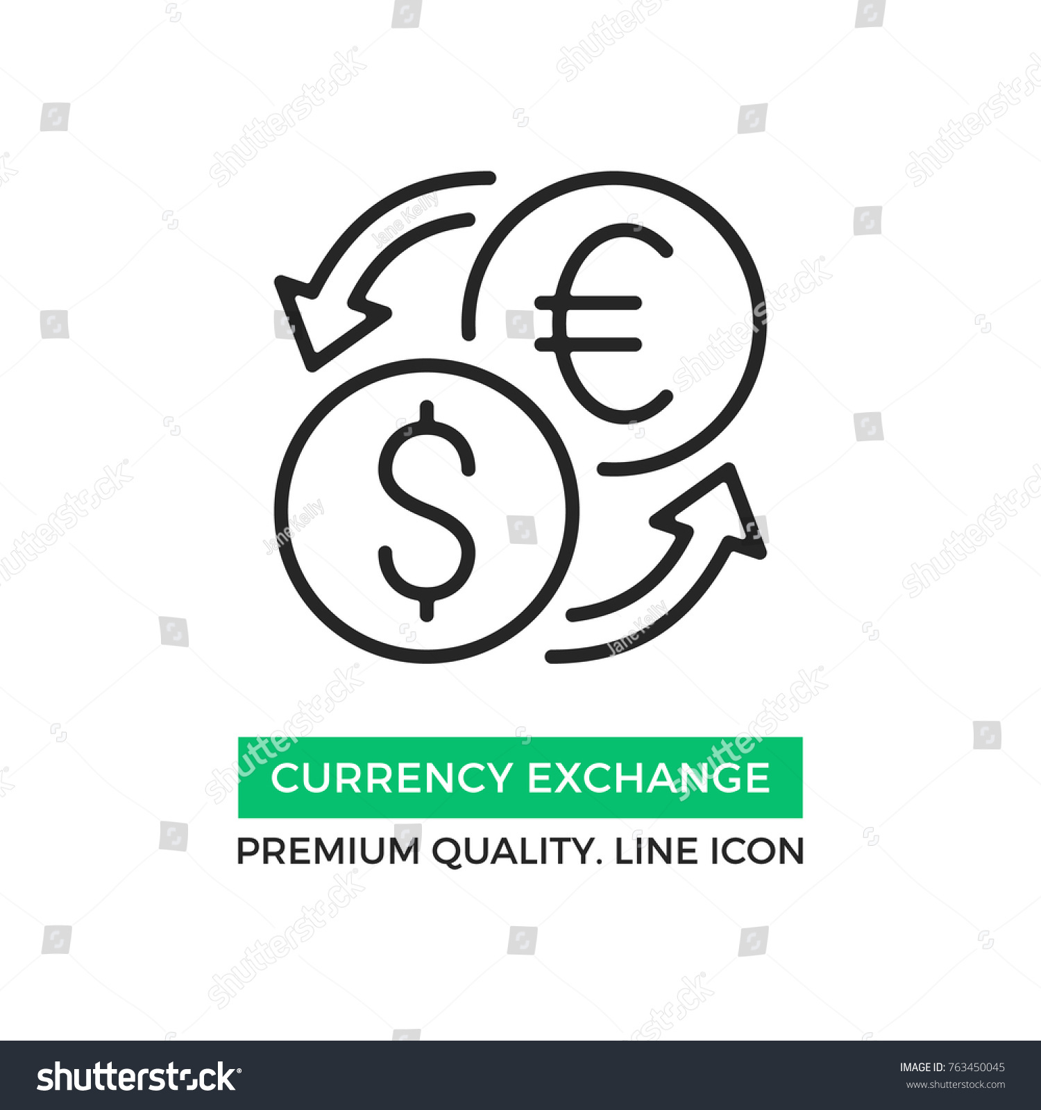 Vector currency exchange icon currency converter stock vector vector currency exchange icon currency converter foreign exchange rate concept premium quality graphic biocorpaavc