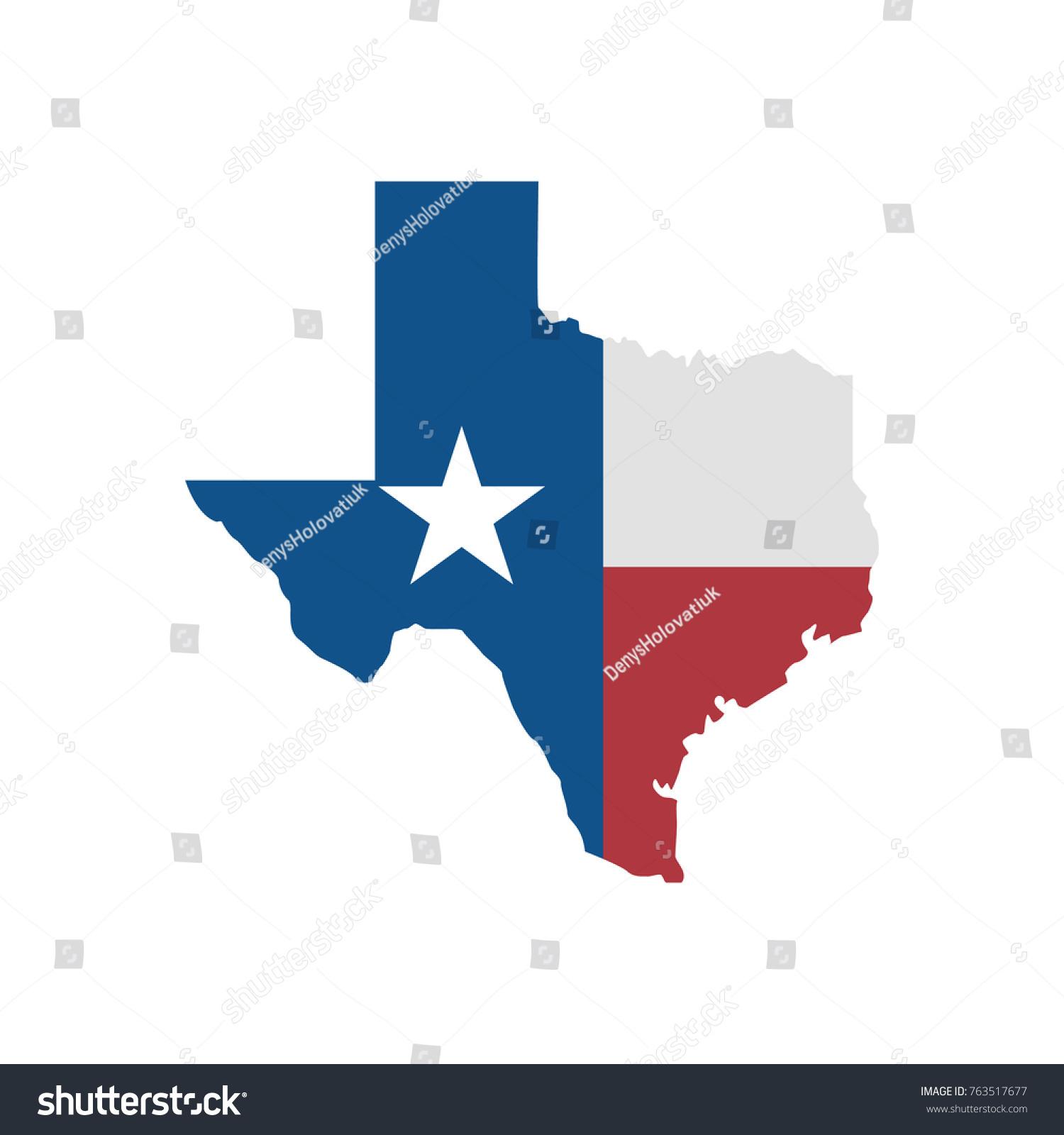 Texasin Karttakuvake Vektorin Kuva Arkistovektori Rojaltivapaa
