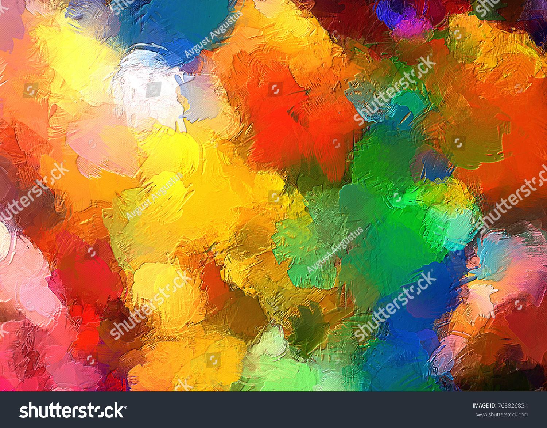Royalty Free Stock Illustration of Color Splash Background Design ...
