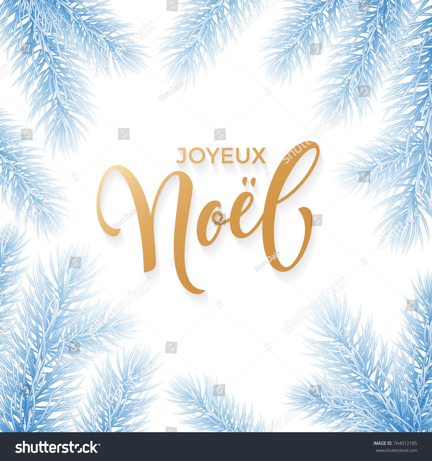 Joyeux noel text holiday greetings merry christmas and happy joyeux noel french merry christmas holiday stock vector 764012185 stock vector joyeux noel french merry christmas m4hsunfo