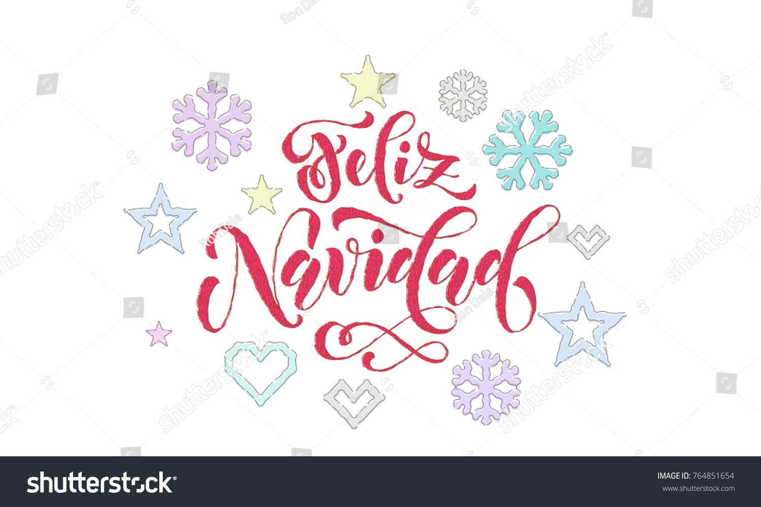 Feliz navidad spanish merry christmas knitted stock vector feliz navidad spanish merry christmas knitted stock vector 764851654 shutterstock kristyandbryce Images