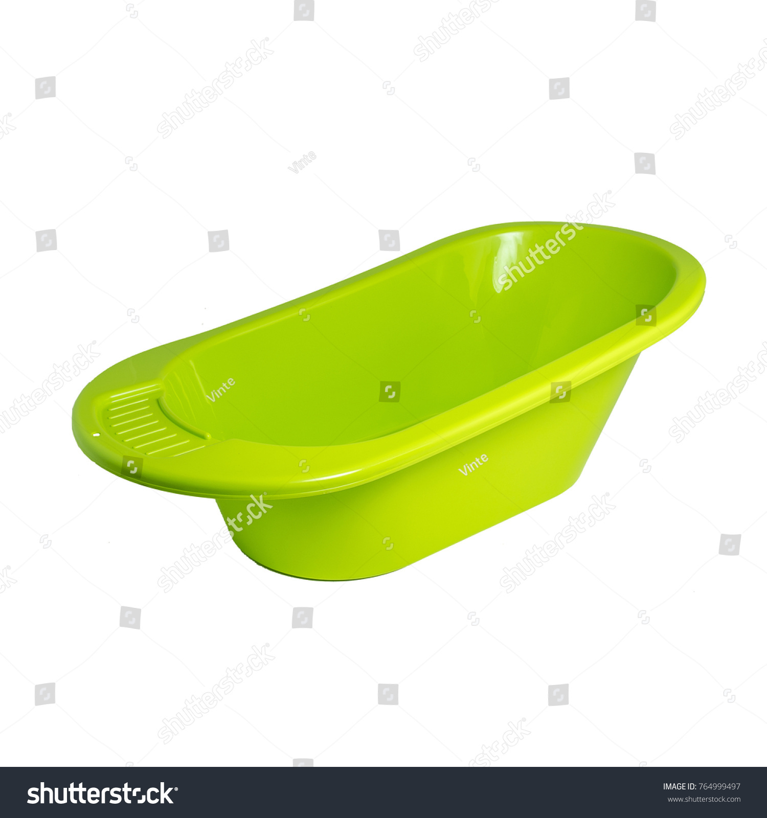 Plastic Baby Bathtub Stock Photo 764999497 - Shutterstock